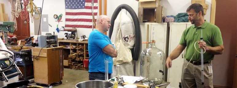 Craft brewing customer interview